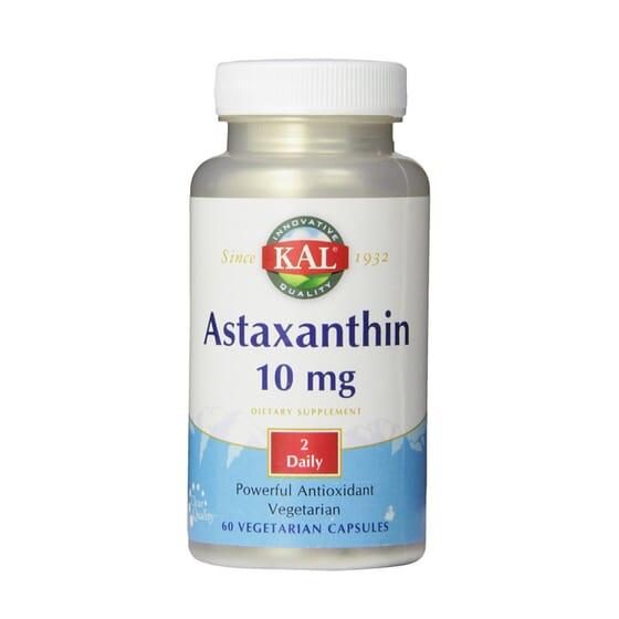 Astaxanthin 10 mg 60 Tabs da Kal