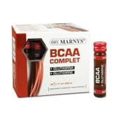 Bcaa Complet + Glutammina  11 ml 20 Fialette di Marnys