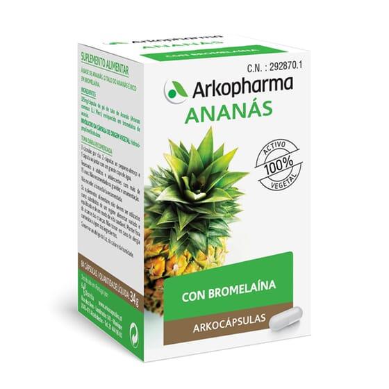 ARKOCÁPSULAS ANANÁS 84 Caps de Arkopharma