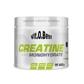 Creatine Monohydrate Creapure 500g da Vitobest