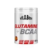 Glutamina + BCAA Complex 1000g de Vitobest