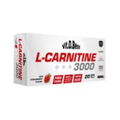 L-Carnitine 3000 20 Viales de 10 ml de Vitobest