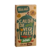 Pastillas Caldo De Vegetales Sin Sal 100g de Santiveri