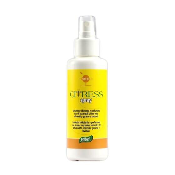 Citress Spray Repelente 100 ml da Santiveri