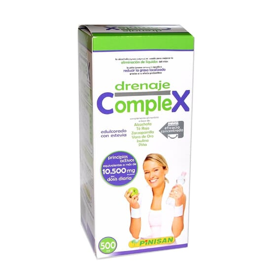 DRAINAGE COMPLEX 500 ml de Pinisan