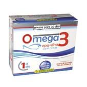 Omega 3 EPA+DHA 350/250 30 Caps de Pinisan