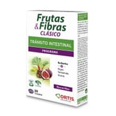FRUITS & FIBRES REGULAR PROGRAMME 30 Comprimés d'Ortis