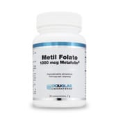 Metil Folato 1000mcg Metafolin  30 Tabs da Douglas Laboratories