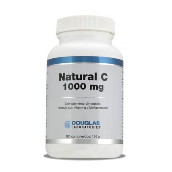 Natural C 1000 mg 100 Tabs de Douglas Laboratories