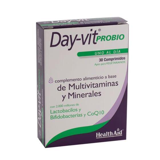 Day Vit Probio 30 Patiglie 30 Tabs di Health Aid