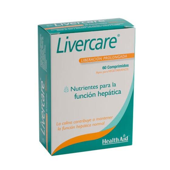 Livercare 60 Tabs di Health Aid