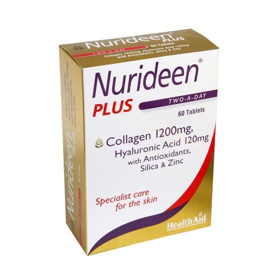 NURIDEEN PLUS 60 Tabs de Health Aid.