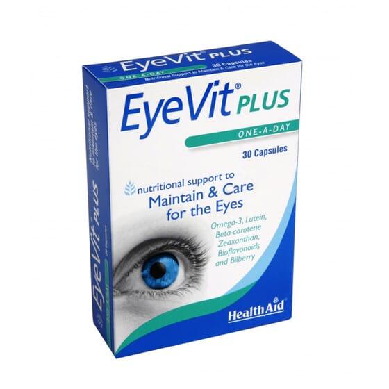EYEVIT PLUS 30 Caps da Health Aid.