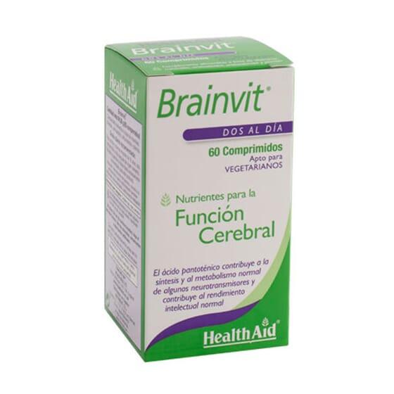 Brainvit 60 Tabs di Health Aid