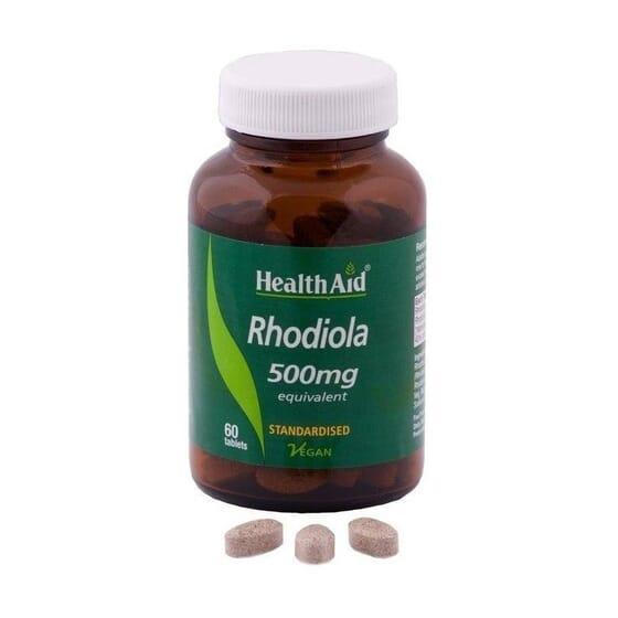 RHODIOLA 500MG 60 Tabs da Health Aid.