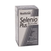 SELENIUM PLUS 60 Tabs da Health Aid