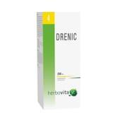 Drenic Fluido Concentrado 250ml de Herbovita