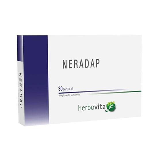 Neradap 30 Caps de Herbovita