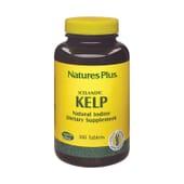 Iodo Algas Kelp 300 Tabs da Natures Plus