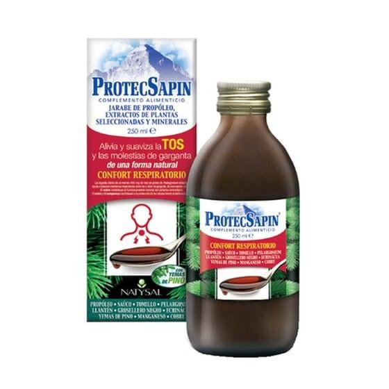 Protecsapin Xarope De Própolis 250 ml da Natysal