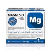 Magnésio Bisglicinato 100% Quelado + B6 60 Tabs da Natysal