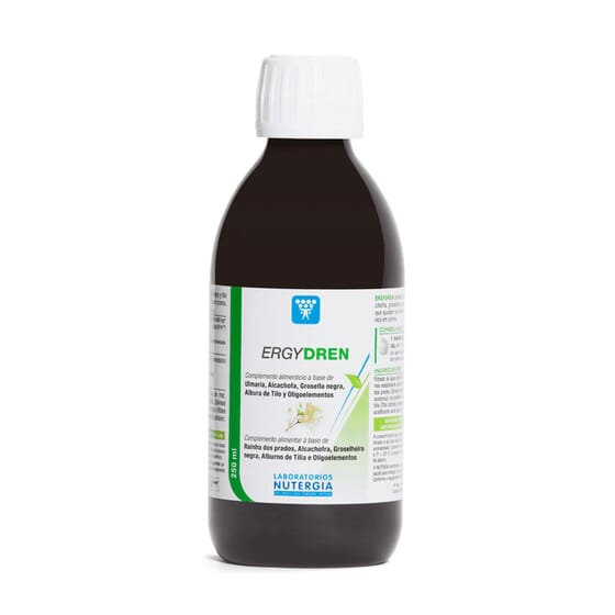 Ergydren 250 ml di Nutergia