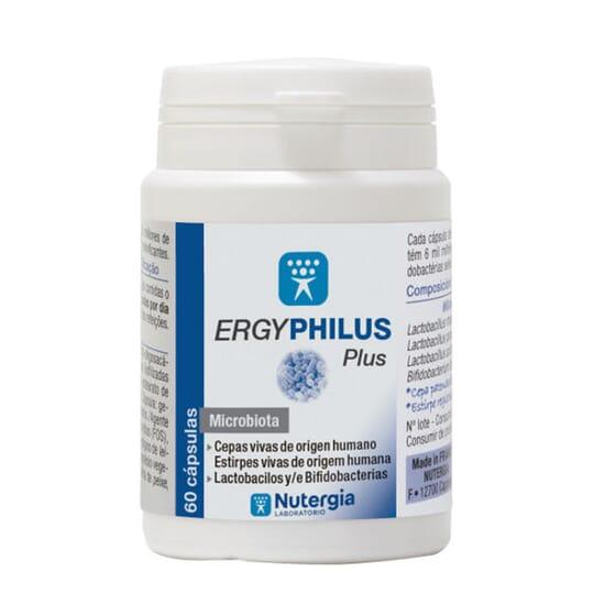 ERGYPHILUS PLUS 60 Capsule di Nutergia