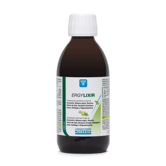 ERGYLIXIR 250 ml Nutergia