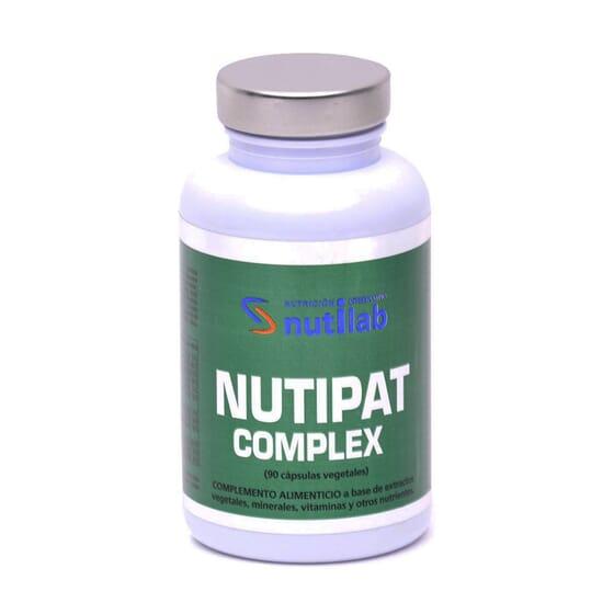 Nutipat Complex 90 Caps di Nutilab