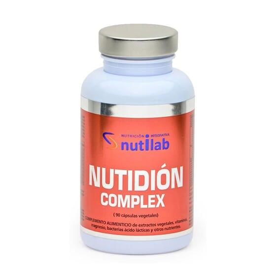NUTIDIÓN COMPLEX 90 VCaps de Nutilab.