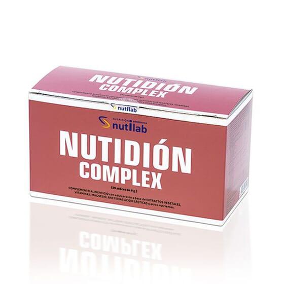 NUTIDIÓN COMPLEX 30 Sobres de 9g de Nutilab