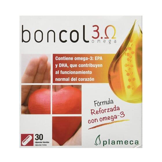 BONCOL 3.OMEGA  30 pérolas da Plameca.