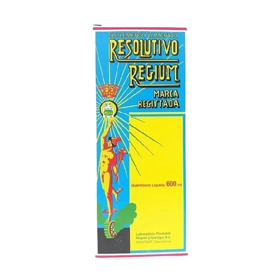 RESOLUTIVO REGIUM 600ml de Plameca.