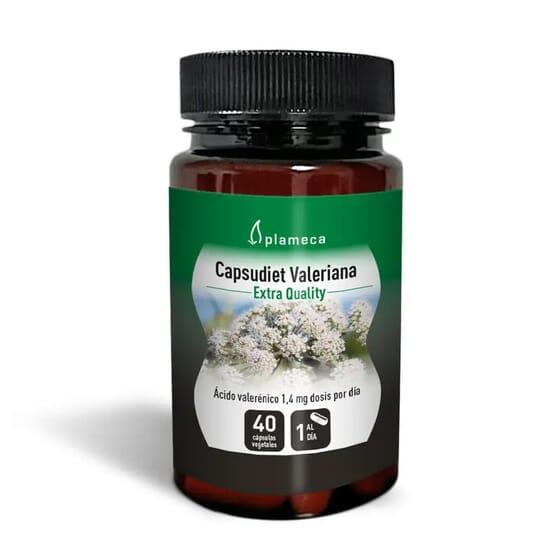 CAPSUDIET VALERIANA 40 VCaps da Plameca