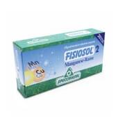 Fisiosol 2 Magnesio Cobre 20 x 8 ml de Specchiasol