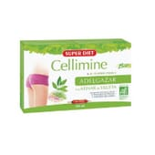 CELLIMINE BIO EMAGRECIMENTO 20 Ampolas de 15ml da Super Diet.