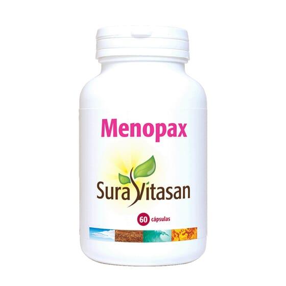 MENOPAX 60 VCaps de Sura Vitasan.