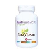 Yoint Tissu MSM Con Harpagofito 60 VCaps de Sura Vitasan