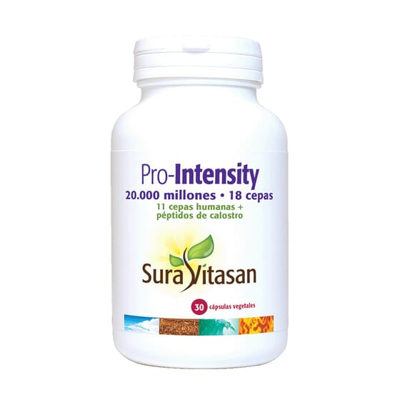 Pro-Intensity 30 VCaps di Sura Vitasan