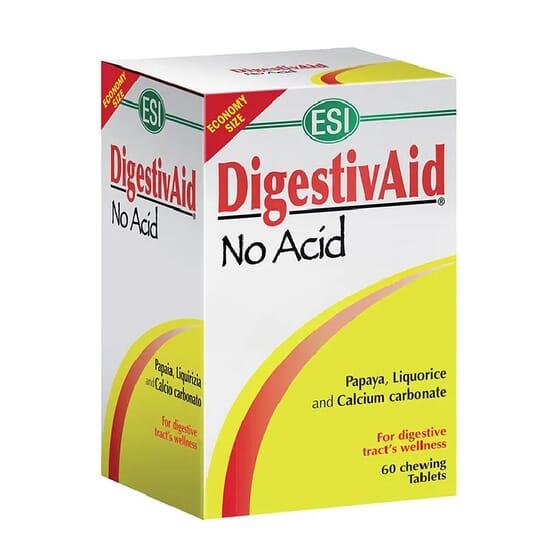 Digestivaid No Acid 60 Tabs da TrepatDiet
