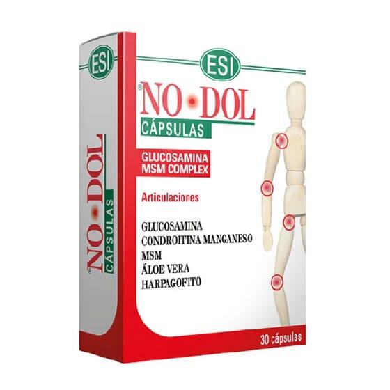 Nodol Glucosamina MSM Complex 30 Caps de TrepatDiet