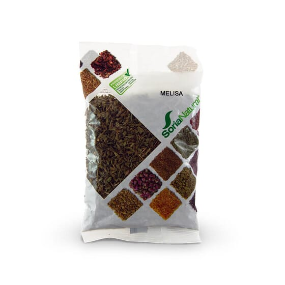 Melisa de Soria Natural provient d'une agriculture propre.
