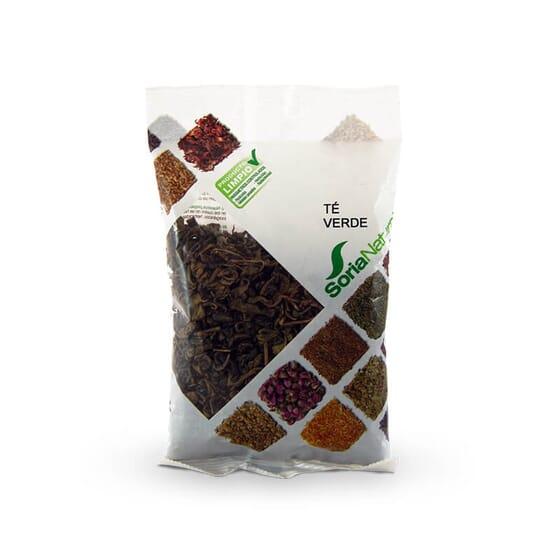 Préparez une infusion de thé vert de Soria Natural riche naturellement en antioxydants.