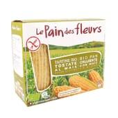 Tostas Bio Com Milho Sem Glúten 150g da Le Pain Des Fleurs