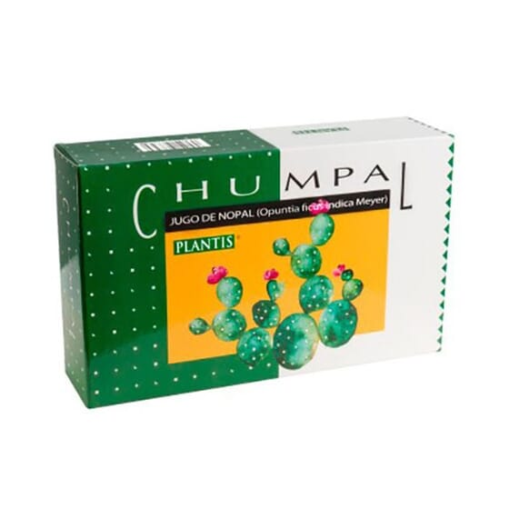 Chumpal 10ml 20 Ampolas da Plantis