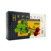 Hepastol Sumo De Rábano Preto Bio 10 ml 20 Ampolas da Plantis