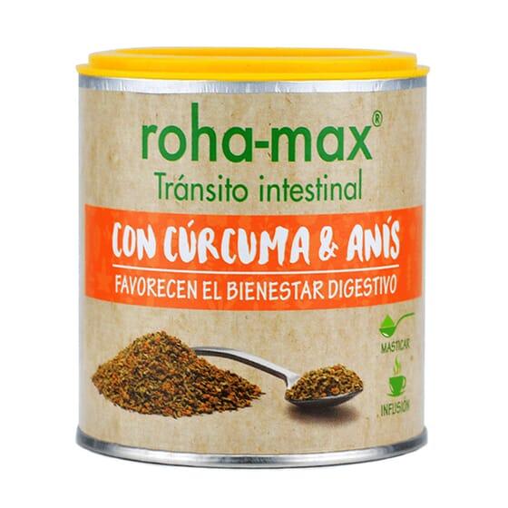 ROHA-MAX TRANSITO INTESTINAL CURCUMA & ANIS 90g