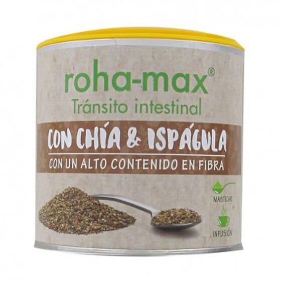 ROHA-MAX TRÂNSITO INTESTINAL CHIA&ISPAGULA 65g