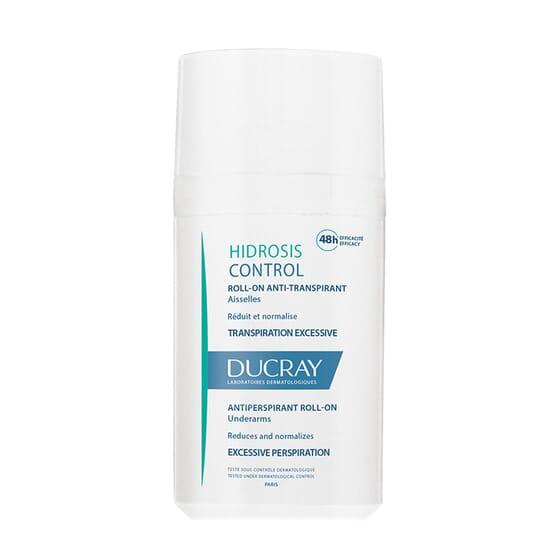HIDROSIS CONTROL ROLL-ON ANTITRANSPIRANTE 40 ml de Ducray