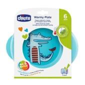 Piatto Pappacalda 2 In 1 Blu 6M+ 1 Ud de Chicco